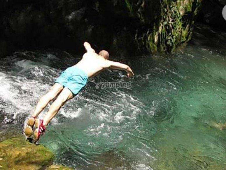 Turismo de aventura en Sierra Gorda