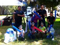 equipo star wars