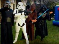 star wars interaction