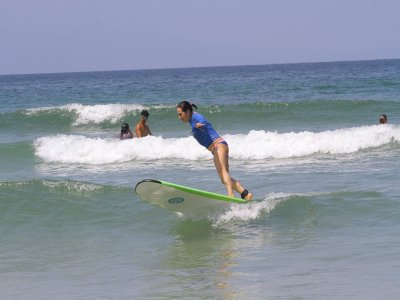 2 hours surf lesson in Sayulita
