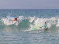 Surf para Intermedios 4 horas en Punta Mita