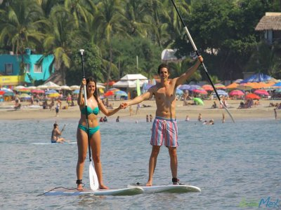 Paddle Surfing Class, 2 hours, Sayulita
