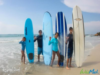 Clases Stand Up Paddle Surf Punta Mita, 2 horas.