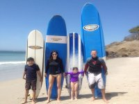 Stand up paddle surfing tour to La Lancha Beach