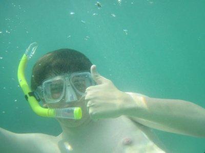 Snorkel y avistamiento de aves en Islas Marietas
