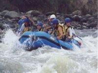 Rafting emotion