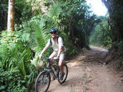 Tour privado Bici de Montaña Singletrack Malpaso