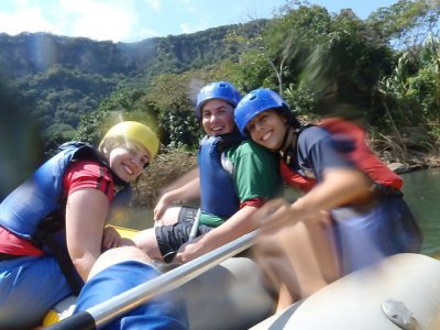 Travesías Rafting