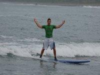 Equilibrio y surf