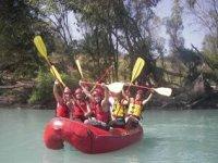Aventura rafting