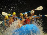 Rafting en Jalcomulco