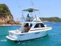 Sailing on the omega