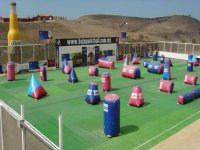Airball Stage