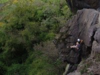 Escalada Roca Vertical