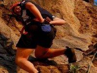 Descenso a las cuevas