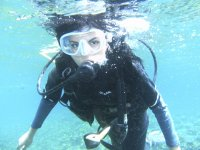 Fun and adventure under the water