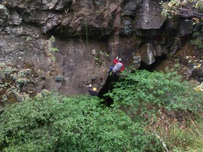 Canyoning trip. 6 hours in Pinihuan River.
