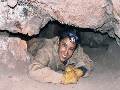 Caving in La Catedral and El Ángel caves