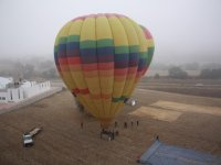 Vuelo en globo con hospedaje en Tlaxcala