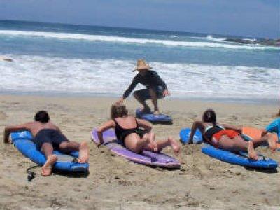 La Sirena Eco Adventures Surf