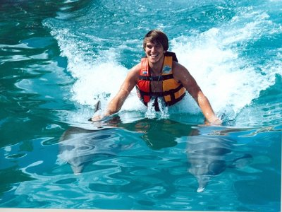 Royal Swim Program in Riviera Maya