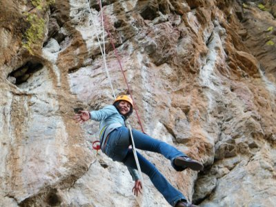 4 hour rappel excursion