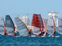 Concurso de windsurf