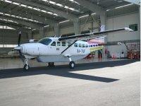 Aeronaves certificadas para vuelos privados