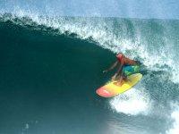A traves de las olas