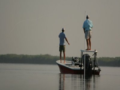 Campeche Fly Fishing Tarpon Bay