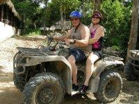ATV as a couple