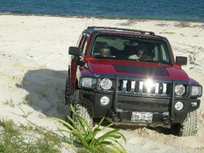 Hummer Jungle Tours Rutas 4x4