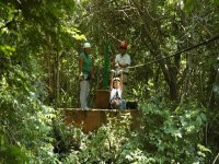 Zipline for children