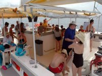 About the Catamaran