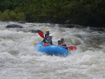 Rafting + Zipline Jalcomulco 1night