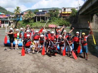2 descensos de Rafting y hospedaje en Jalcomulco