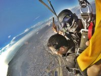 Skydive with good humor