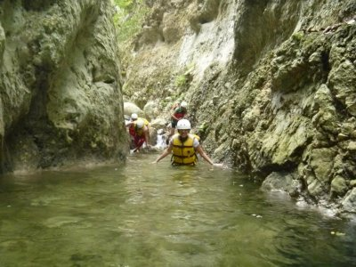Canyoning in Huitzilapan region