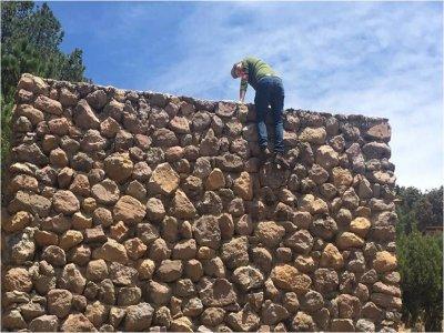 Rancho Escondido Casa Goyri Escalódromos
