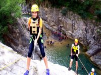 Canyoning 10 people +1 free in Matacanes