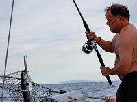 Pesca con gancho