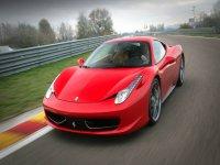 Ferrari roj