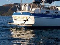 Nuestro barco Scape
