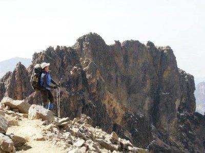 UP 100 Caminata