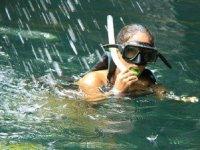Equipos de snorkel