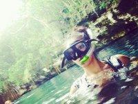 Snorkel en Xenotes