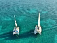 boats and catamarans