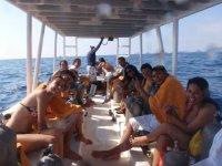 Nuestras embarcacion