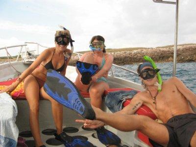 PV Sea Dive Snorkel