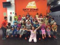 party in sky zone